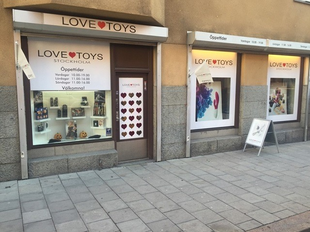 sex store stockholm