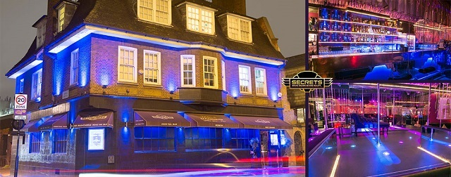 strip club london hammersmith secrets