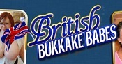 british bukkake babes best british porn sites
