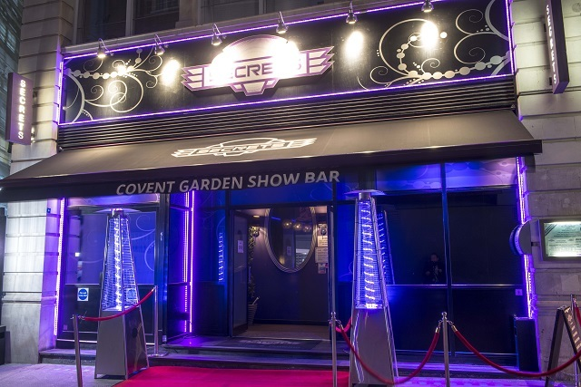 covent garden strip club london