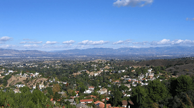 san fernando valley porn capital of the world