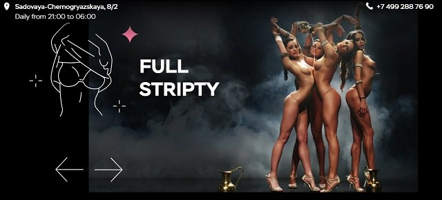 strip clubs of moscow angels