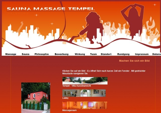sex in salzburg sauna massage tempel